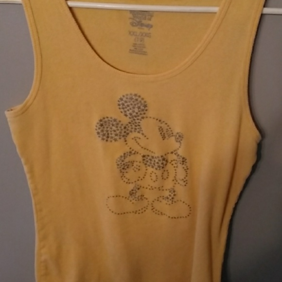 Disney Tops - The wonderful world of Disney ribbed tank